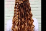 Hairstyles for Girls at Home 69 Inspirational Easy Hairstyles for Girls at Home