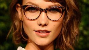 Hairstyles for Girls with Glasses Best Wavy Short Hair Hairstyles with Side Bangs for Women with