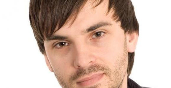 Hairstyles for Guys with Straight Thin Hair Hairstyles for Men with Thinning Hair Long Bangs