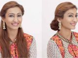 Hairstyles for Indian Wedding Occasions 2 Hairstyles for Indian Wedding Occasions