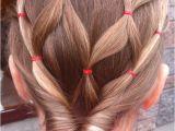 Hairstyles for Little Girls- Ponytails Peinados Con Ligas Para Ni±as Hair Pinterest