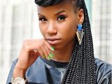 Hairstyles for Long Box Braids top 20 All the Rage Looks with Long Box Braids