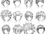 Hairstyles for Long Hair Drawing 20 Male Hairstyles by Lazycatsleepsdaily On Deviantart