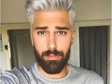 Hairstyles for Men with Gray Hair Grey Hair Color On Coolest Guys On Planet