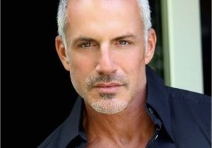 Hairstyles for Men with Gray Hair Mens Hairstyles with Grey Hair