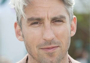 Hairstyles for Men with Gray Hair Very Short Gray Hairstyles