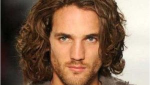 Hairstyles for Men with Long Thick Curly Hair Long Hairstyles for Men with Thick Hair
