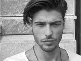 Hairstyles for Men with Thick Hair Medium Length 60 Men S Medium Wavy Hairstyles Manly Cuts with Character