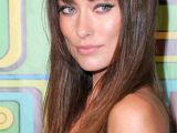 Hairstyles for Round Faces and Bangs the Best Bangs for Your Face Shape