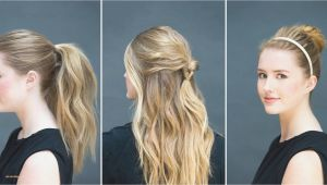 Hairstyles for School Dailymotion Easy Hairstyle for School Dailymotion Sweet Quick and Easy