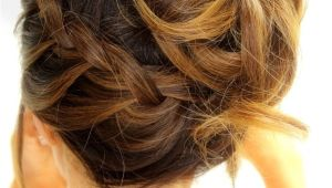 Hairstyles for School events How to Create 3 Cute & Easy Braided Hairstyles for School Workouts