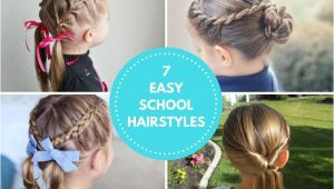 Hairstyles for School Games these Easy School Hairstyles for Girls are so Easy to Do and Quick