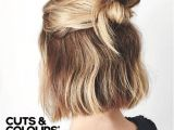 Hairstyles for School Rainy Days Hipster Look Halflang Haar Cuts & Colours Halflang