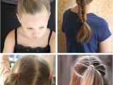 Hairstyles for School Tutorials Easy Back to School Hairstyles Tutorials Pinterest