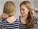 Hairstyles for School Tutorials Simple Hairstyle Tutorial Back to School Hairstyles