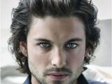Hairstyles for Semi Curly Hair Men 14 Long Hairstyles for Men 2017 to Get Fantabulous Looks
