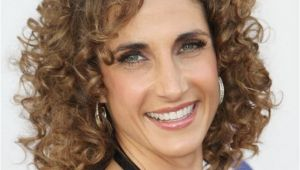 Hairstyles for Thick Curly Hair Over 50 the Best Curly Hairstyles for Women Over 50