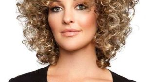 Hairstyles for Thin Natural Curly Hair 25 Short and Curly Hairstyles