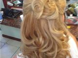 Hairstyles for Weddings Mother Of the Groom Mother Of the Groom Half Up Medium Hair