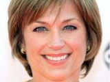 Hairstyles for Women Over 50 with Round Faces and Glasses Chic Short Bob Haircut for Women Age Over 50 Dorothy Hamill S