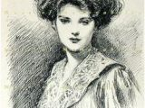 Hairstyles Gibson Girl 378 Best Gibson Girl Images