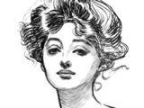 Hairstyles Gibson Girl Gibson Girl – Wolna Encyklopedia