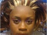 Hairstyles Gone Wrong 7 Best Hair Weave Gone Bad Images