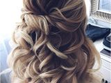 Hairstyles Half Up and Half Down for A Wedding 15 Chic Half Up Half Down Wedding Hairstyles for Long Hair