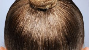Hairstyles Knots Buns Tight top Knot All About Beauty