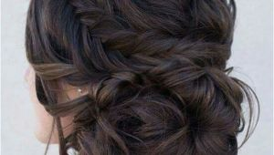 Hairstyles Messy Buns Images Plait & Messy Bun Hair