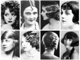 Hairstyles Of the 1920 S Flappers 487 Best 1920s Hairstyles Images