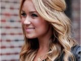 Hairstyles Parted Down the Middle Bridesmaid Hair Half Up Half Down Google Search