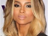 Hairstyles Parted Down the Middle Shoulder Length Haircuts to Show Your Hairstylist now