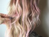 Hairstyles Pink Highlights 40 Ideas Of Pink Highlights for Major Inspiration In 2019