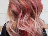 Hairstyles Pink Highlights 40 Pink Hairstyles as the Inspiration to Try Pink Hair Hair
