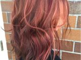 Hairstyles Pink Highlights 40 Pink Hairstyles as the Inspiration to Try Pink Hair