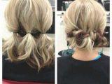 Hairstyles Simple Buns Pretty Cute Easy Bun Hairstyles