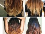 Hairstyles to Hide Dip Dyed Ends 50 Trendy Ombre Hair Styles Ombre Hair Color Ideas for Women
