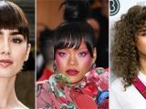 Hairstyles to Keep Bangs Back 11 Cute Bang Styles to Try Allure