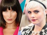 Hairstyles to Keep Bangs Back 15 Best Hairstyles with Bangs Ideas for Haircuts with Bangs Allure
