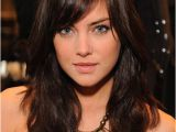 Hairstyles to Keep Bangs Back Jessica Stroup S Cute Side Bangs In Case I Go Back to Bangs at Any