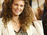 Hairstyles to Keep Curly Hair Out Of Face 42 Easy Curly Hairstyles Short Medium and Long Haircuts for