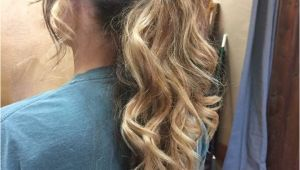 Hairstyles to Keep Hair Down Dressy Ponytails Hairstyles In 2019 Pinterest