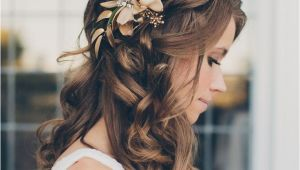Hairstyles with Flowers In Hair for Weddings Beautiful Wedding Hairstyles with Flowers Fashion Fuz