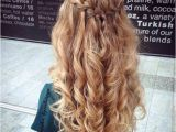 Hairstyles with Hair Down for Prom 31 Gorgeous Half Up Half Down Hairstyles Hair Pinterest