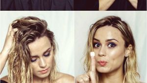 Hairstyles without Applying Heat How to No Heat Beach Waves Tutorial