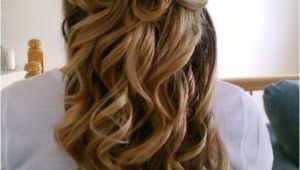 Half Up and Down Hairstyles for A Wedding Gorgeous Wedding Hairstyles Half Up and Half Down