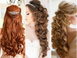 Half Up and Down Hairstyles for A Wedding top 4 Half Up Half Down Wedding Hairstyles