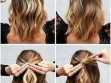 Half Up Hairstyles Diy 233 Best Diy Hair Styles Images