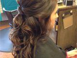 Half Up Hairstyles for Thin Hair Half Up Wedding Hairstyles Fine Half Updos for Medium Hair 2018
